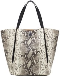 Vince Camuto Tami Tote animal - Lyst