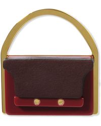 Marni Red Brooches - Lyst