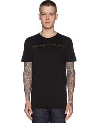 Marc By Marc Jacobs Flowers Tee - Lyst