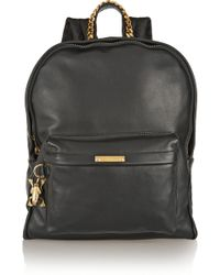 Sophie Hulme - Leather Backpack - Lyst