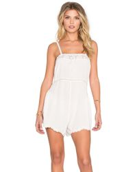 Spell & The Gypsy Collective - Coco Romper - Lyst