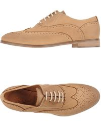 Silvia Rossi Lace-up Shoes - Brown