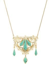 Cleobella - Dunes Necklace - Lyst