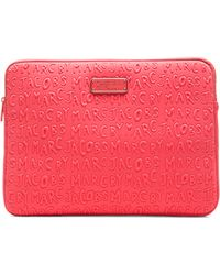 """Marc By Marc Jacobs Adults Suck Neoprene 13"""" Computer Case - Lyst"""
