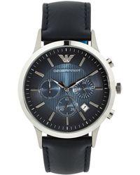 Emporio Armani - Classic Ar2473 Watch - Lyst