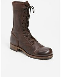 Vintage Shoe Company - 'molly' Boot - Lyst