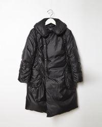 Zucca - Long Puffer Jacket - Lyst