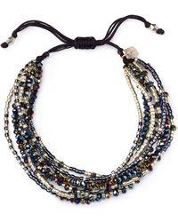 Chan Luu - Multi Strand Bracelet - Lyst