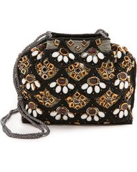Antik Batik Vittorio Bag  Black - Lyst