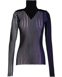 Paco Rabanne Long Sleeve Sweater - Lyst