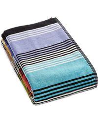 Missoni Ross Cotton Towel - Lyst