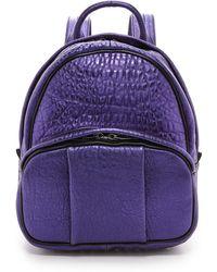 Alexander Wang Dumbo Backpack  Nile - Lyst
