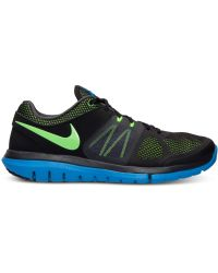 Nike Mens Flex Run Running Sneakers From Finish Line - Lyst