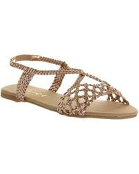 Office Hades Weave Sandals - Lyst