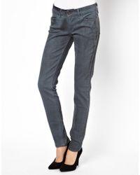 Levi's Levis Low Demi Curve Skinny Jeans - Lyst