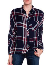 Rails Maddox Button Down - Lyst