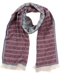 Love Moschino Oblong Scarf - Lyst