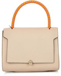 Anya Hindmarch Bathurst Small Leather Shoulder Bag - Lyst