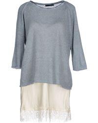 Peperosa Sweater - Blue