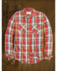 Denim & Supply Ralph Lauren Lightweight Flannel Shirt - Lyst