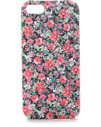 Jagger Edge - Flower Iphone 5 5s Case - Lyst