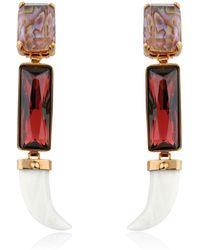 House Of Lavande Aurora Earrings - Lyst