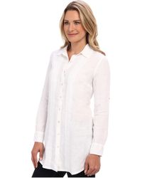 Tommy Bahama Two Palms Pleat Front Shirt - Lyst
