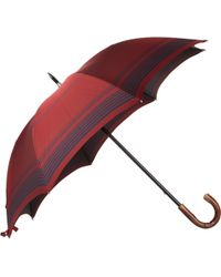 Barneys New York Stripe Stick Umbrella - Lyst
