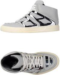 Alejandro Ingelmo High-tops & Sneakers - Gray