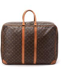 Louis Vuitton Monogram Sirius 60 Suitcase - Lyst