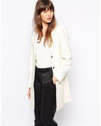 Pop Cph - Wool Coat - Lyst