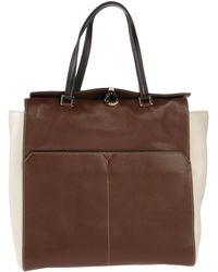 Furla Handbag brown - Lyst