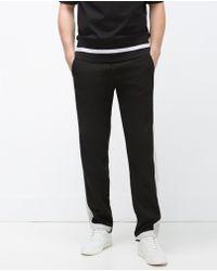 Zara | Jogging Trousers | Lyst