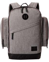 Nixon Gray Tamarack Backpack - Lyst