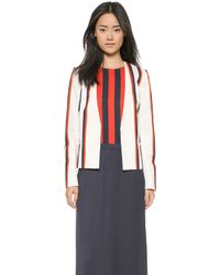 Sass & Bide A Numbers Game Jacket - Ivory - Lyst