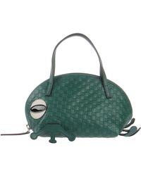 Gucci Green Handbag - Lyst