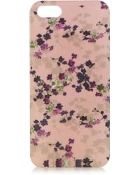 Oasis - Show Floral Iphone Case - Lyst