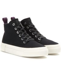 Eytys Odyssey Canvas High-Top Sneakers - Lyst
