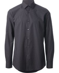 Boss by Hugo Boss Jenno Printed Shirt - Lyst