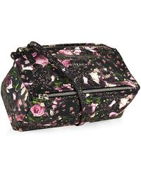 Givenchy Mini Floral Pandora Bag - Multicolour