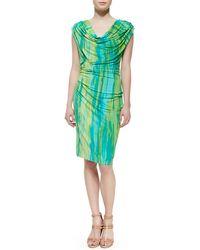 Josie Taal Lake Dress Jersey Dress - Lyst