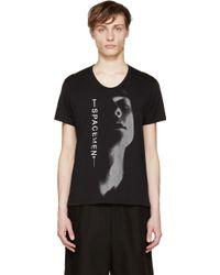 Lad Musician - Black Space Man T_shirt - Lyst
