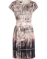 Gerry Weber - Digital Print Dress - Lyst