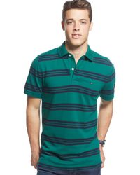 Tommy Hilfiger Turner Striped Polo - Lyst