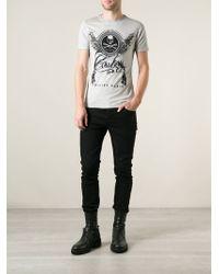 Philipp Plein Cowboy T-Shirt - Lyst