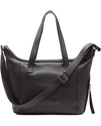 See By Chloé Andrea Leather Tote - Lyst
