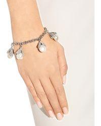 Balenciaga Holiday Collection Eugenia Silver-tone - Metallic