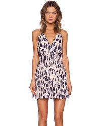 Myne Lily Dress - Lyst