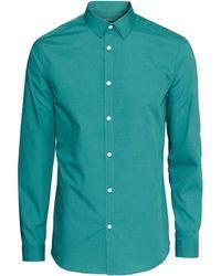 H&M Shirt Easy Iron - Lyst