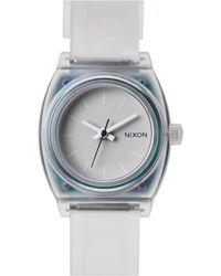 Nixon Time Teller P Translucent Watch - Lyst